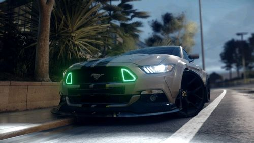 I Recreated The Rtr Mustang From The Need For Speed Payback Reveal
