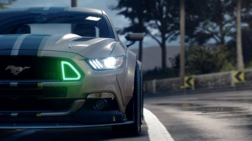I Recreated The Rtr Mustang From The Need For Speed Payback Reveal Trailer Nfsphotograpghy
