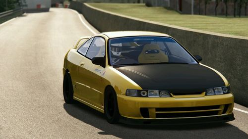 Assetto Corsa Honda Integra DC2 Spoon Mod  Absolutely beautiful