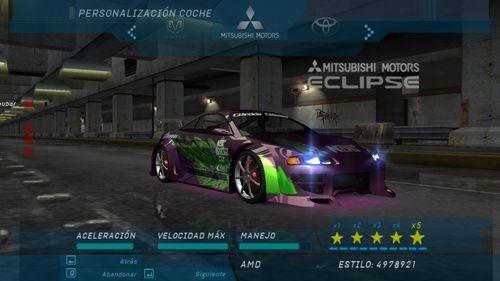 Melissa S Mitsubishi Eclipse From Underground