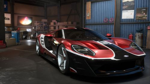 Nfs Payback Ford Gt Stacked Deck Nikki
