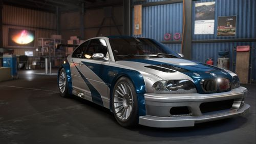 Nfs Payback Bmw M3 E46 Most Wanted
