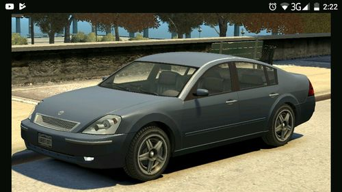 My favorite GTA IV cars (I only play GTA IV and asseto Corsa