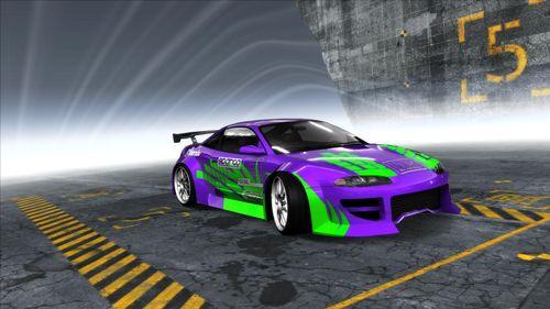 Melissa S Mitsubishi Eclipse Nfs Underground 1