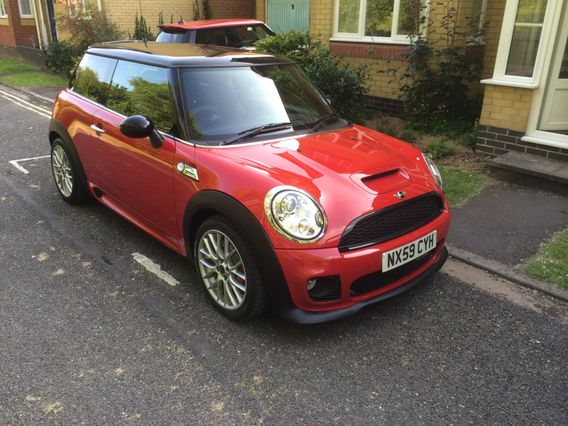 Felixdacat on car throttle for Garage mini cooper annemasse