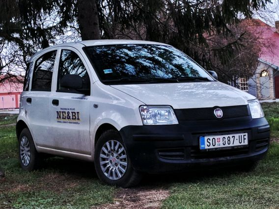 Karox on car throttle for Garage fiat 94