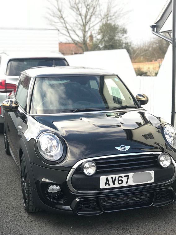 Alec lawson on car throttle for Garage mini 92