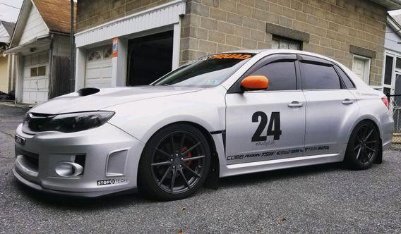 Subaru 3rd Gen Impreza Forum - Car Throttle