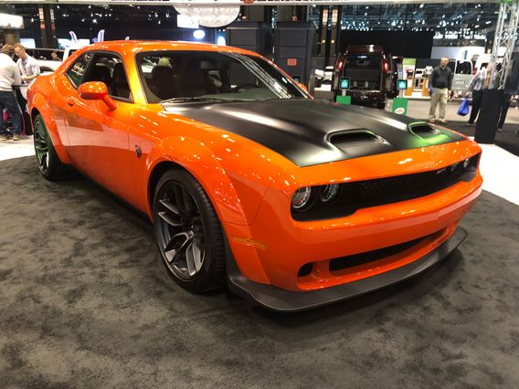 Dodge Challenger Forum Car Throttle