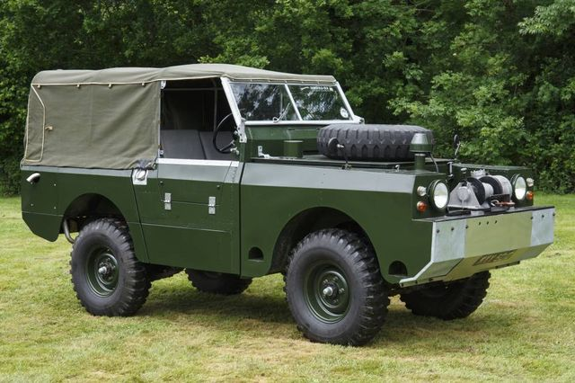 The 9 Ultimate Land Rover Defenders