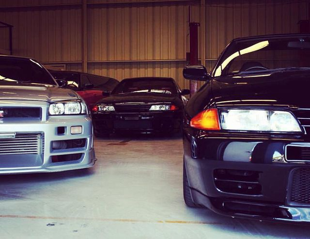 International Vehicle Importers >> A Load Of Nissan Skylines Were Lost In A Devastating