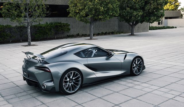 Toyota Supra 2018 >> The New Toyota Supra Will Be Here In 2018