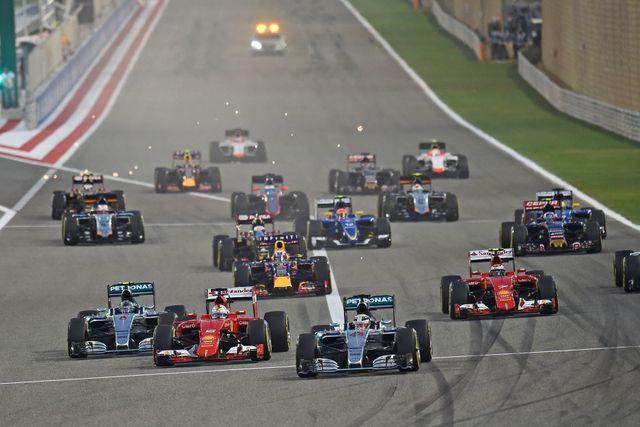 Here's How A Super Formula Car Compares To A Formula 1 Machine