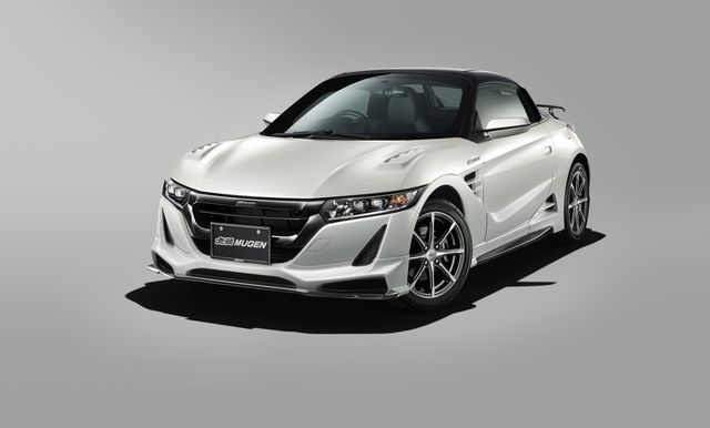 The Honda S660 And Civic Type R Have Been Given The Mugen Treatment