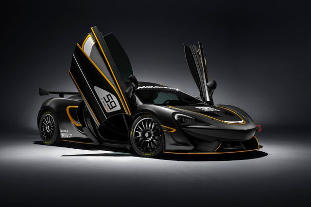 The Mclaren 570s Gt4 Is A Surprisingly Affordable Racing Car With Big Helpings Of Badassery