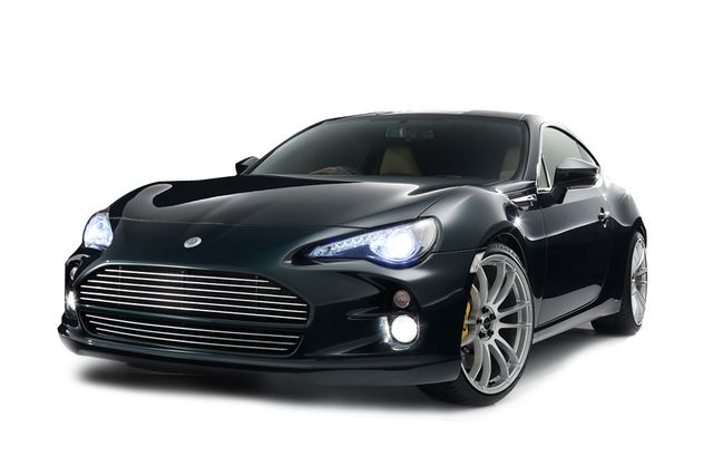 This Aston Martin Face Transplant Is A Toyota Gt86 Body Kit Nobody Asked For