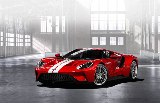 Could The Ford GT's 3 5 V6 Be Sold As A Crate Engine?