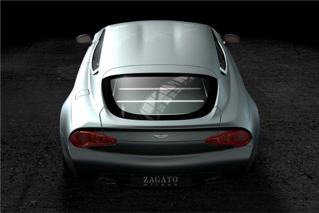 The Virage Shooting Brake Zagato Is A Striking Aston Martin You Can T Buy