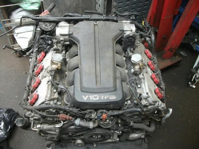What Car Would You Drop This Used V10 Audi RS6 Engine Into?