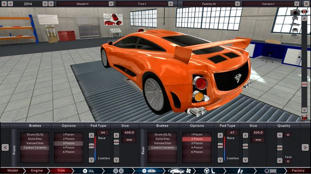 Automation Is The Hot New Game That Lets You Design Cars From Scratch