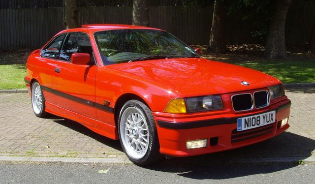 The E36 328i Sport Is The Junior M3 That Every Bmw Fanboy
