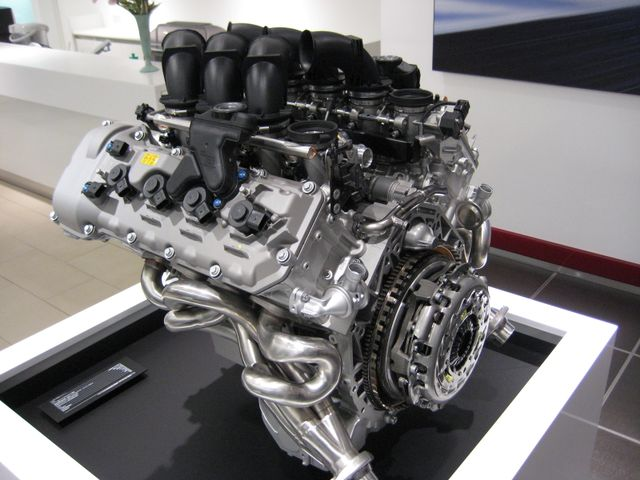 The 9 Greatest V8 Engines Of The Last Decade, According To You