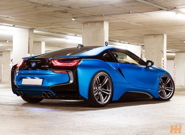 This Is How Mesmerisingly Good An M Version Of The Bmw I8