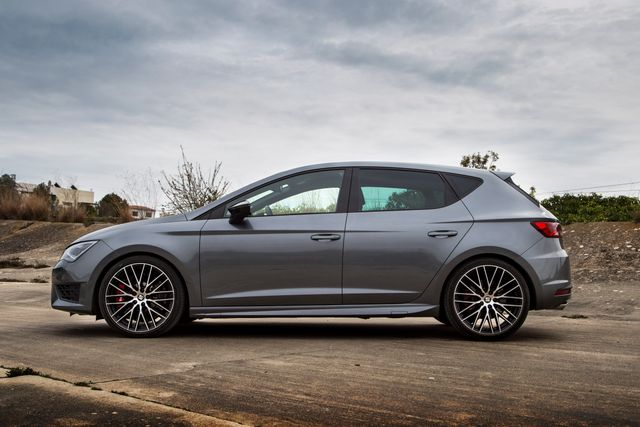 Zaktualizowano Seat Leon Cupra 290 Review: Why The Focus RS And Civic Type R BB27