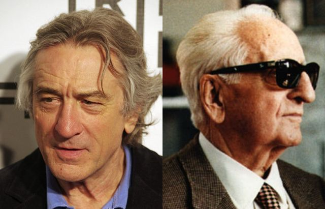 If The Biopic Rumours Are True Robert De Niro Playing Enzo Ferrari Is An Awesome Casting Choice