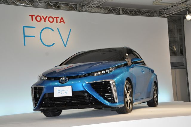 Is Toyota's Revolutionary Hydrogen Car The Final Nail For