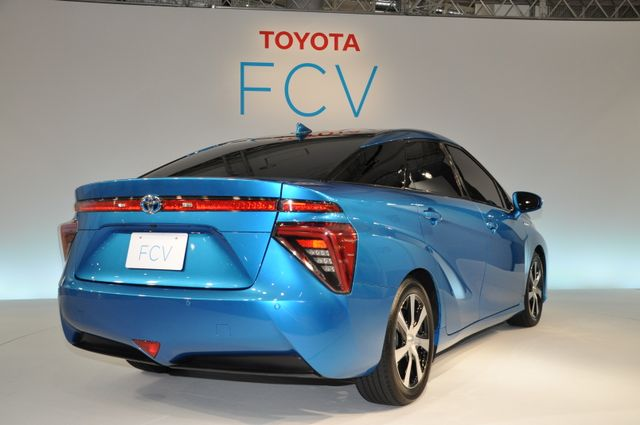 Is Toyota's Revolutionary Hydrogen Car The Final Nail For Electric