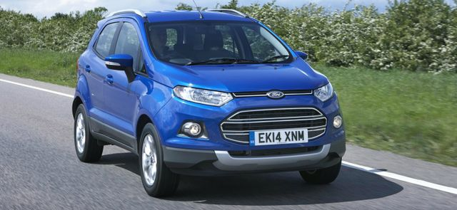 The Ford Ecosport Storm Is Like A Funky Little F150 Raptor