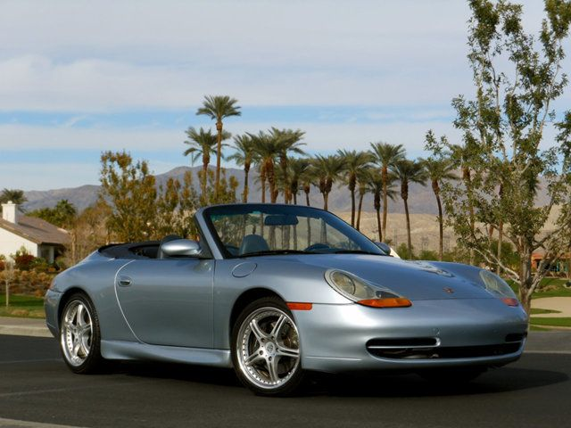 How Cheaply Will This 1999 Porsche 911 Carrera Cabriolet Sell For