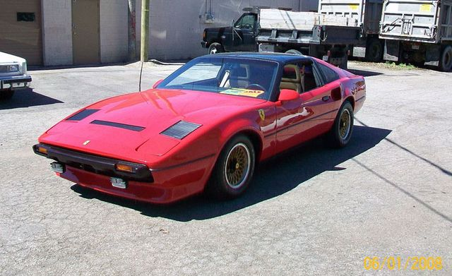 This Ferrari 308 Replica Is Nearly As Bad As Its Sales Pitch