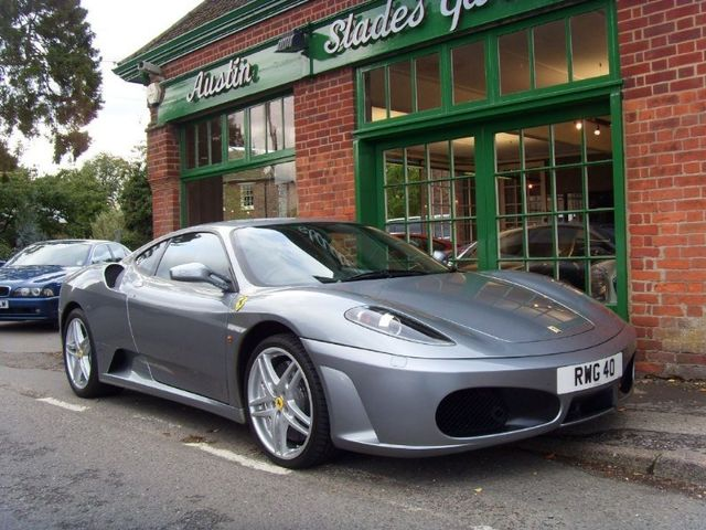 At 70k This Used Ferrari F430 Is Almost A Bargain