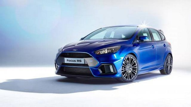 Ford Focus Awd >> The New Ford Focus Rs Is A 330bhp Awd Hero