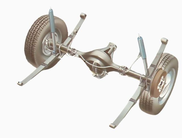 The Advantages And Disadvantages Of Leaf Springs