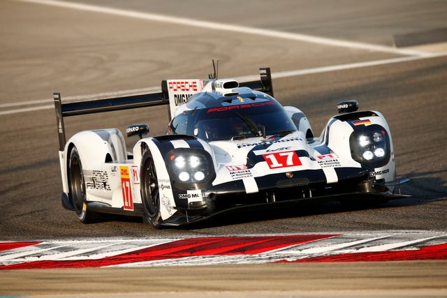 Feast Your Eyes On The First Pics Of The Porsche 919 Hybrid