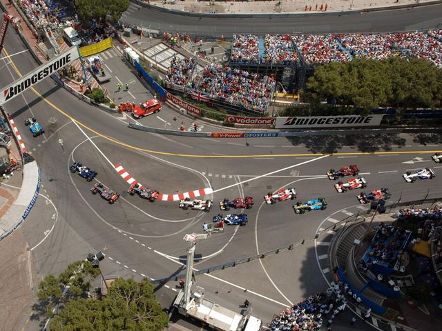 How The Monaco Grand Prix Circuit Has Changed Since Joining The F1 Calendar