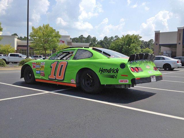 Own A Street Legal Nascar Race Car For 21000