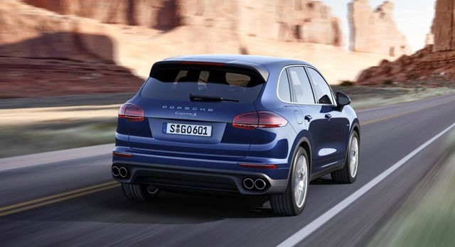 The Porsche Cayenne's Facelift Is So Subtle, You Might Not