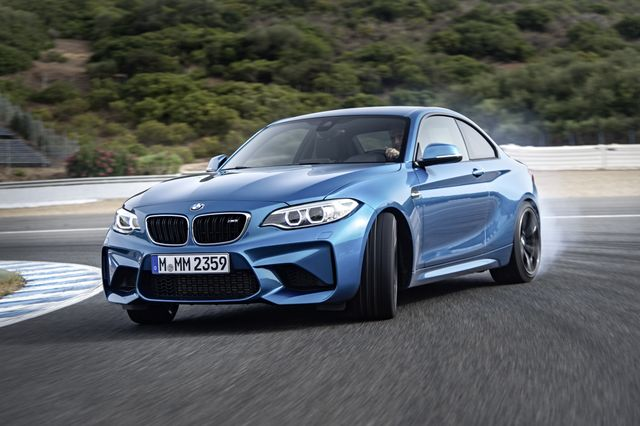 9 Cool Technical Facts About The New Bmw M2