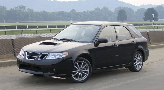 TIL: Saab's 9-2x Aero Is A 230hp Subaru Impreza WRX In Disguise