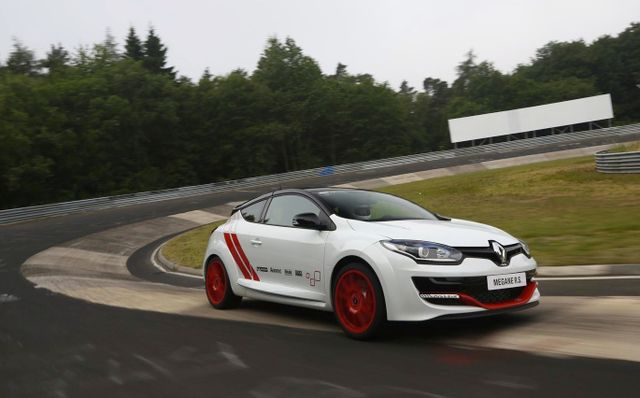 Renault Has Stolen Back Its FWD Nurburgring Record With An