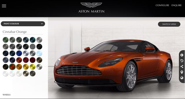 What Does Your Perfect Aston Martin Db11 Look Like