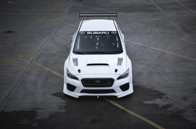 Subaru Wrx Custom >> Prodrive Is Planning To Decimate The Isle Of Man Lap Record