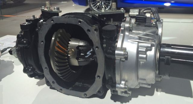 Limited Slip Differential >> Engineering Explained How Viscous Limited Slip