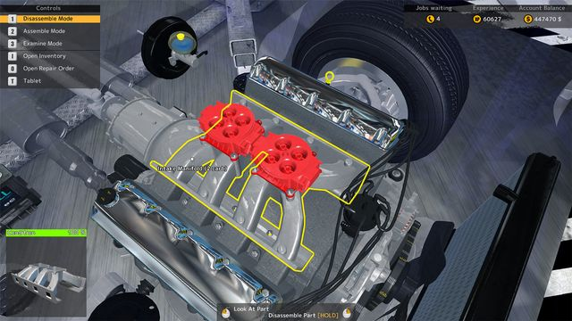 Car Mechanic Simulator Adds The 1/4-Mile And More DLC, Plus