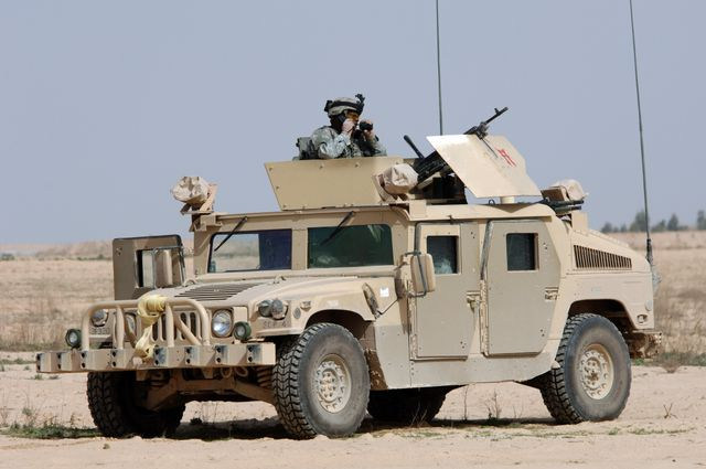 Us Army Surplus >> A Us Army Surplus Humvee Could Be Yours For As Little As 10 000 No