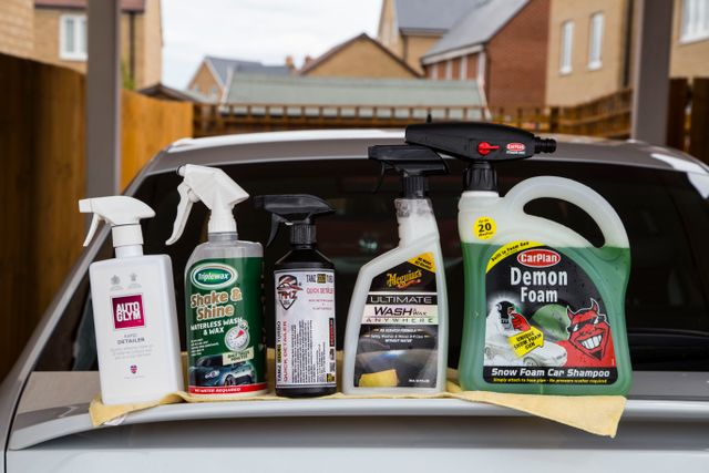 Best Car Wash >> What Are The Best Car Washing Products For Lazy People
